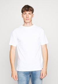 Newport Bay Sailing Club - MULTI TEE MARLS 7 PACK - T-shirt basique - black/white/grey/blue - 2