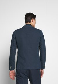Tommy Hilfiger Tailored - WASHED SLIM FIT - Giacca - blue - 2