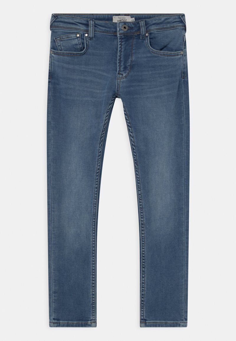 Pepe Jeans - FINLY - Jeans Skinny Fit - blue denim