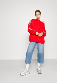 adidas Originals - Sweatshirt - red - 4