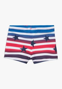 Sanetta - SWIM TRUNKS BABY - Swimming trunks - karmin - 1