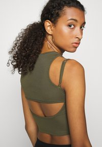 Tiger Mist - FIFI CROP - Top - khaki - 3