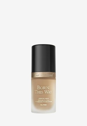 BORN THIS WAY FOUNDATION - Foundation - natural beige