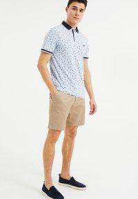 WE Fashion - Poloshirt - light blue - 1
