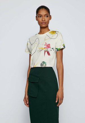 Print T-shirt - patterned