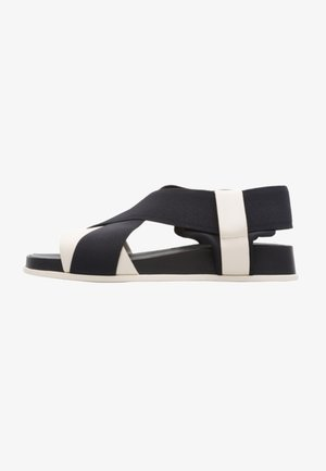 ATONIK - Wedge sandals - multicolor