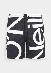 O'Neill - CALI ZOOM - Plavky - black/white - 3