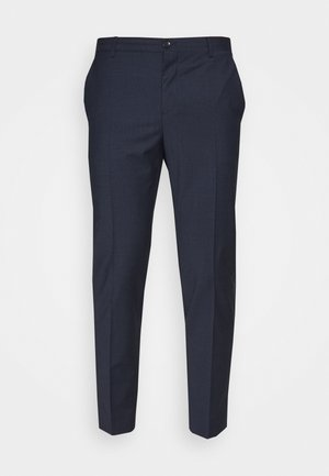 HOUNDSTOOTH PANT - Trousers - navy