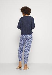 Marks & Spencer London - Pyjama bottoms - blue mix - 2