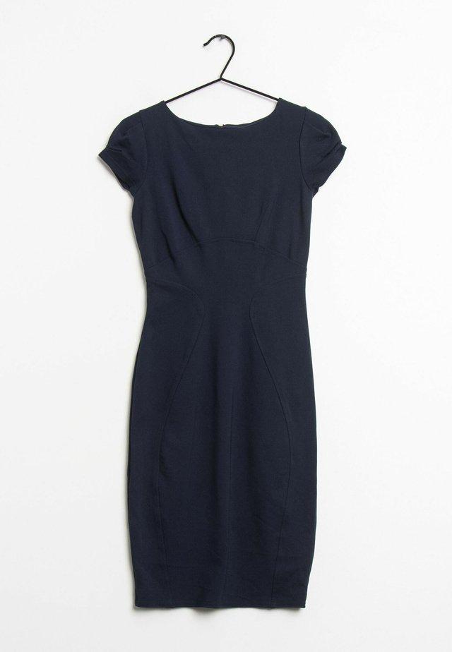 Fodralklänning - blue