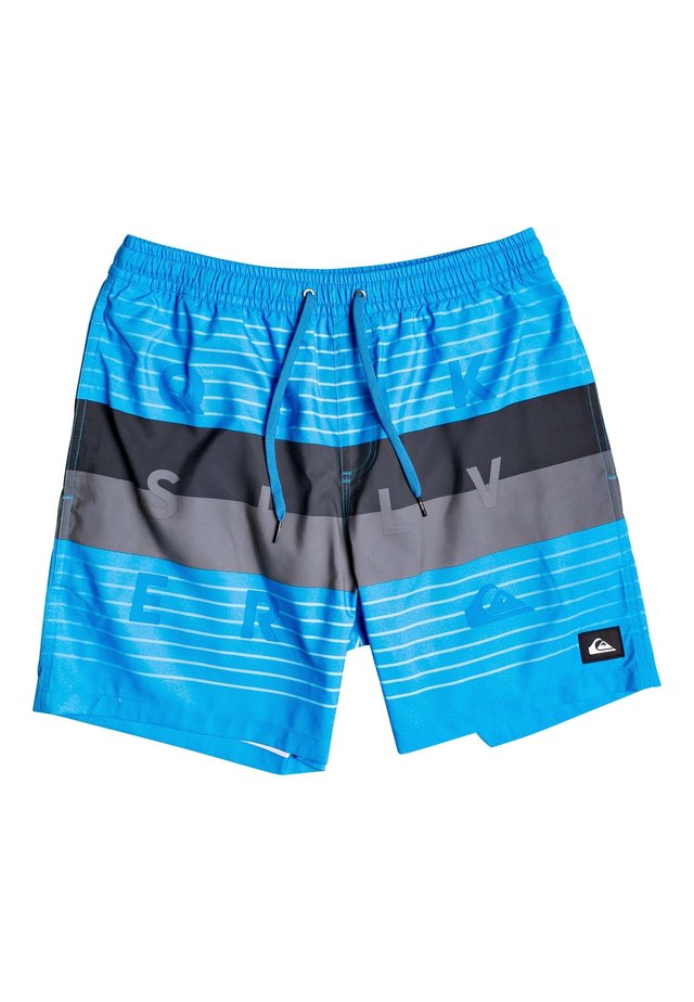 WORD BLOCK VOLLEY 17 - Swimming shorts - blithe