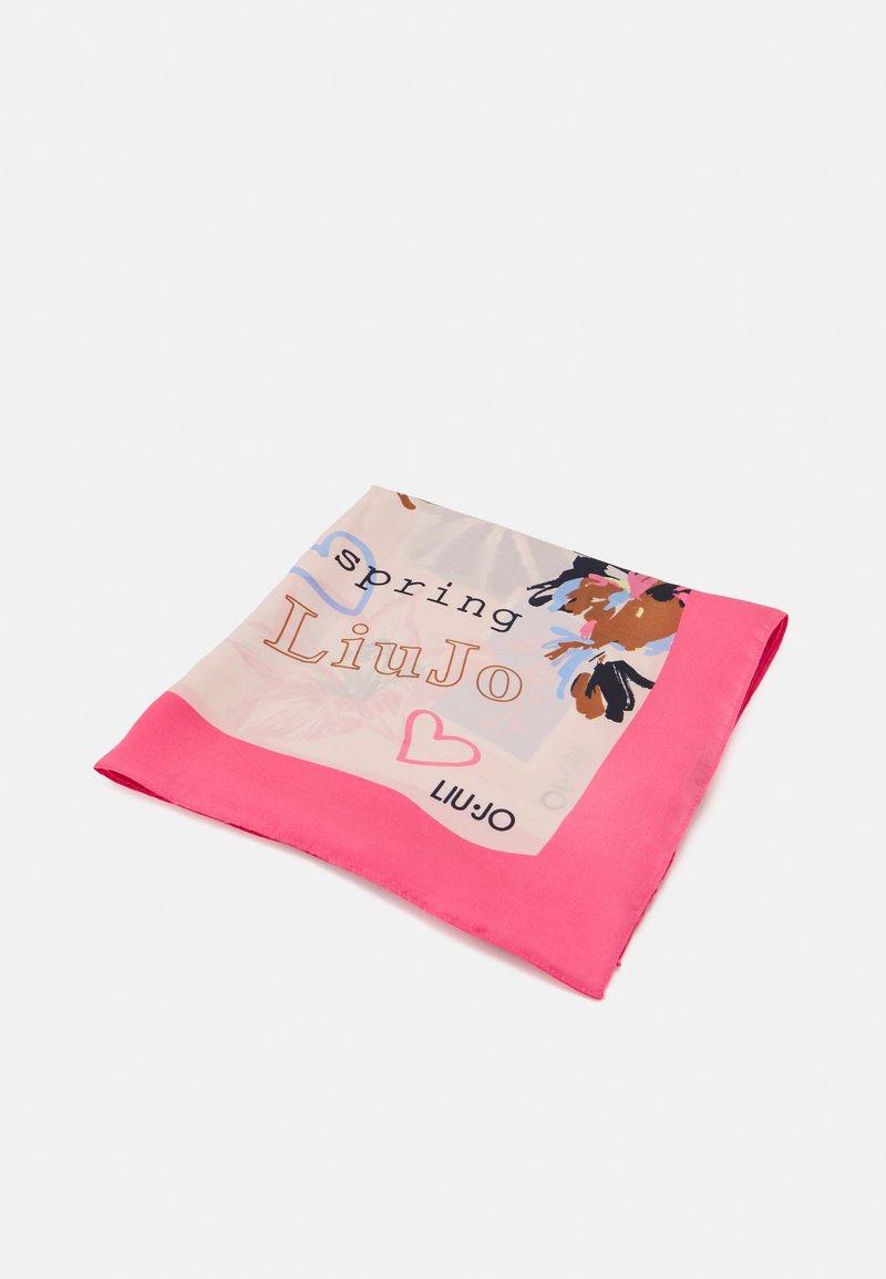 LIU JO - FOULARD MOTHERSDAY - Foulard - glossy