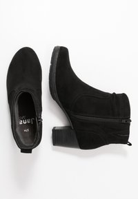 Jana - Ankle boots - black - 3