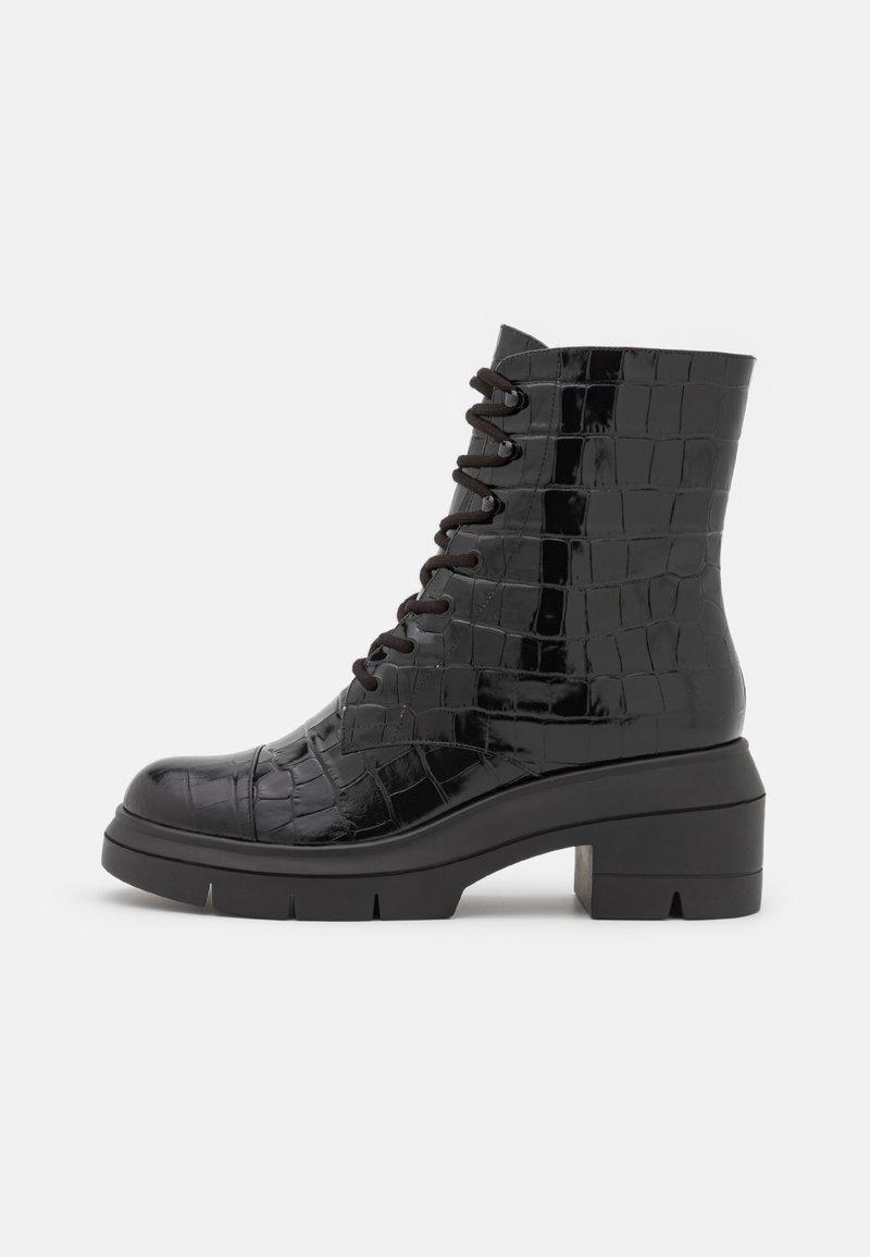 Stuart Weitzman - NISHA - Platform ankle boots - black