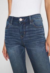 American Eagle - DREAM - Jeans Skinny Fit - bright ultramarine - 4