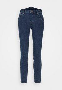 Diesel - BABHILA - Slim fit jeans - medium blue - 4