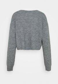 Even&Odd - Sweter - mottled grey - 1