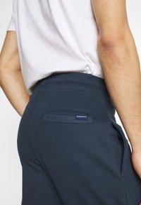 Springfield - TERRY - Pantaloni sportivi - medium blue - 4