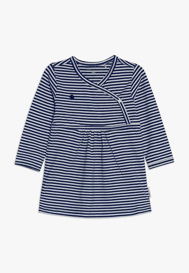 DRESS JAZZ - Jersey dress - navy