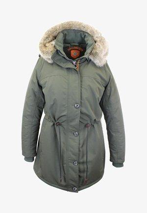 Winter coat - darkarmy