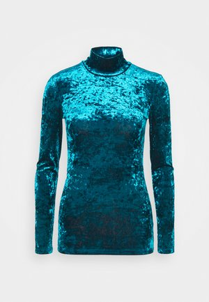 TANDY - Long sleeved top - bleu