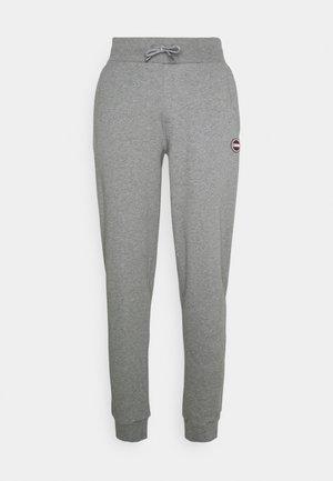 MENS PANTS - Verryttelyhousut - grey