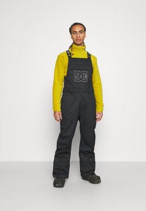 DOCILE BIB - Pantaloni da neve - black