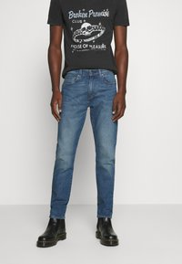 Levi's® Made & Crafted - LMC 512™ SLIM TAPER FIT - Slim fit jeans - lmc conroe - 0