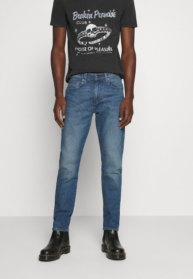 Levi's® Made & Crafted - LMC 512™ SLIM TAPER FIT - Jeans slim fit - lmc conroe
