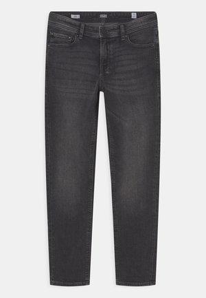 JJIGLENN JJORIGINAL JR - Jeans slim fit - black denim