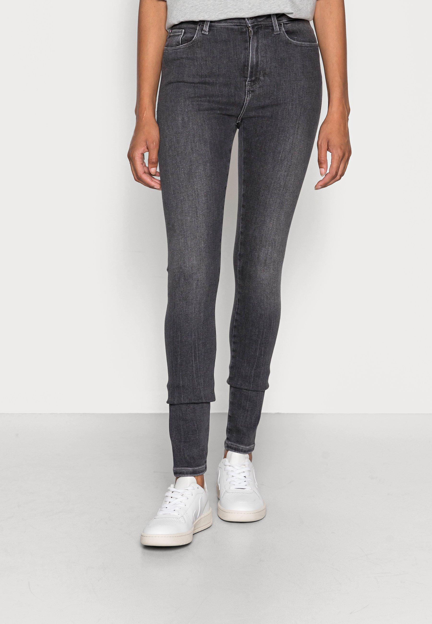 Women HIGH FLEX SEAML HARLEM - Jeans Skinny Fit