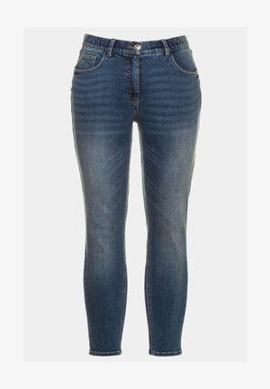 Jeans Skinny Fit - bleu jean foncé