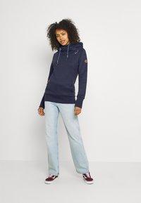Ragwear - GRIPY BOLD - Sweatshirt - navy - 1