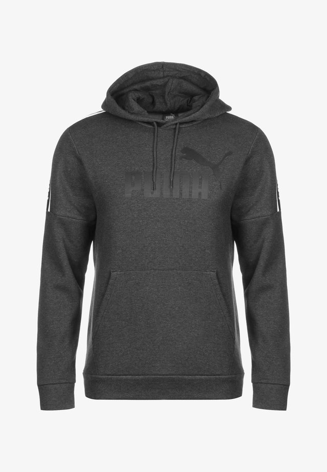 Hoodie - dark gray heather