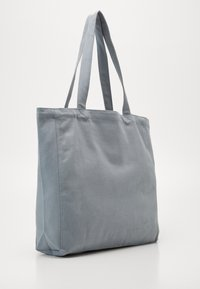 Mads Nørgaard - BOUTIQUE ATHENE - Shoppingveske - grey/white - 5