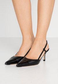 LK Bennett - HALLY - Classic heels - black - 0