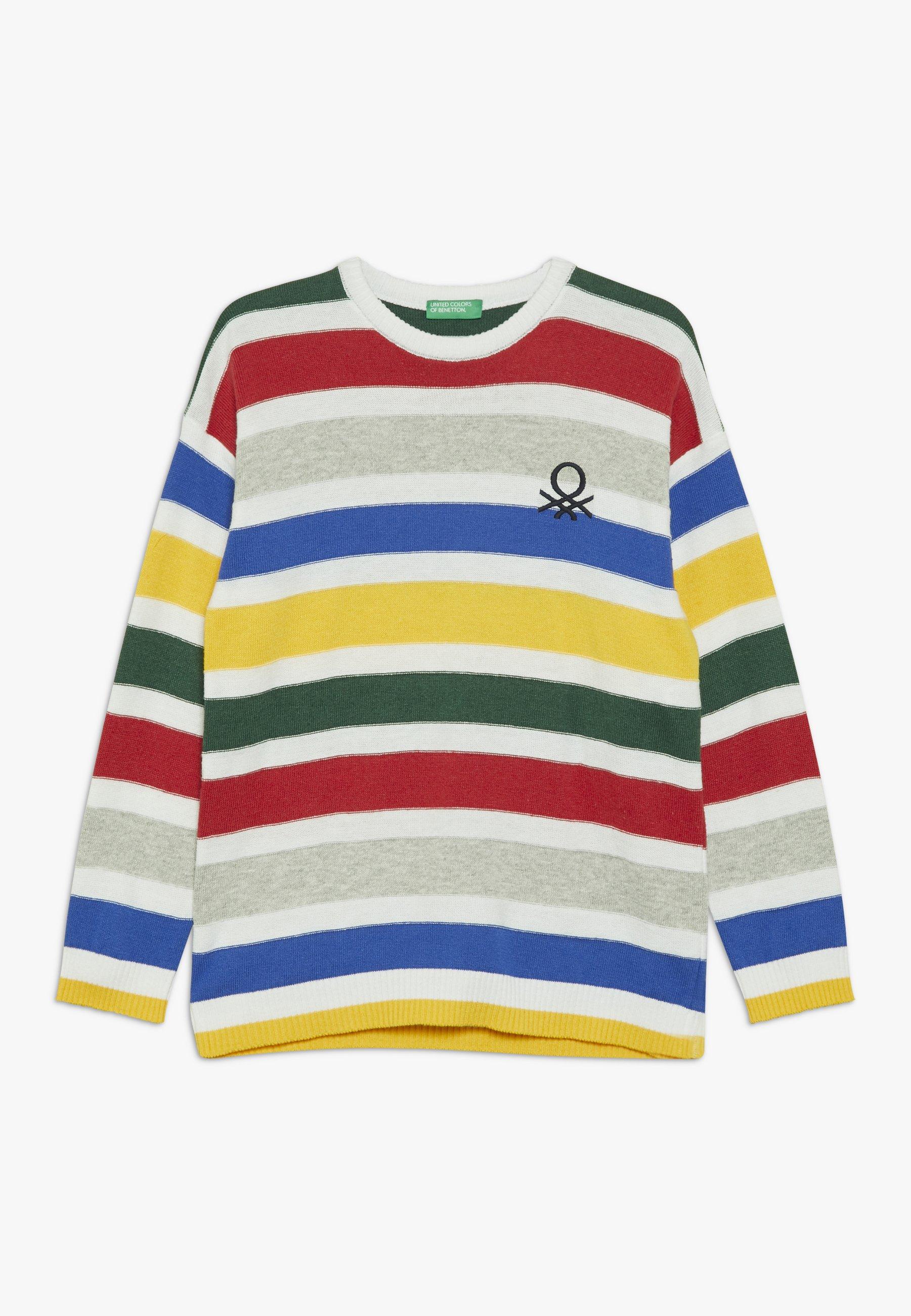 Große Förderung Benetton Strickpullover - multi-coloured | Damenbekleidung 2020