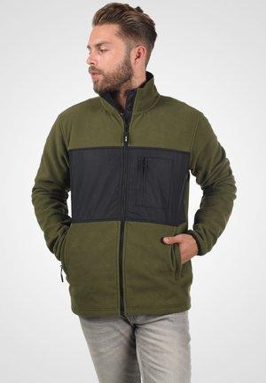 Fleece jacket - army