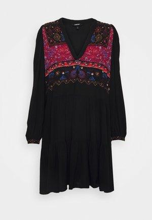 VEST SOLSONA - Day dress - black
