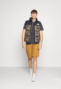 Scotch & Soda - Basic T-shirt - antra - 1