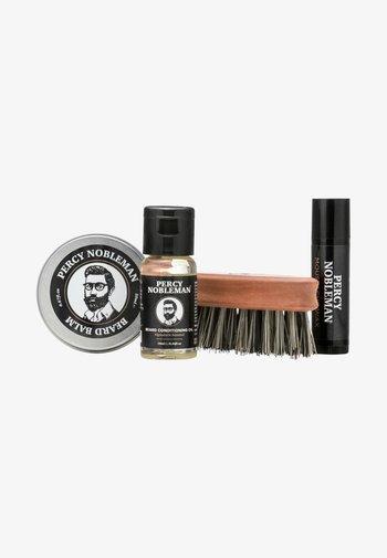 BEARD SURVIVAL KIT - Shaving set - -