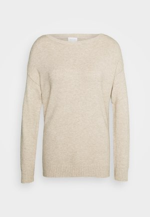 VIRIL  - Sweter - natural melange