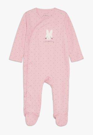 BABY BOUCLE BUNNY - Sleep suit - pink