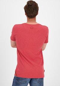 alife & kickin - MADDOXAK - Basic T-shirt - fiesta - 2