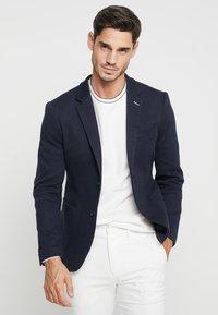 Pier One - Blazer jacket - dark blue - 0