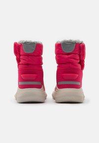Hunter ORIGINAL - ORIGINAL KIDS BOOTS - Zimní obuv - bright pink - 2