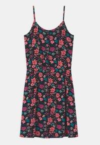 Lemon Beret - TEEN GIRLS  - Day dress - neon coral - 0