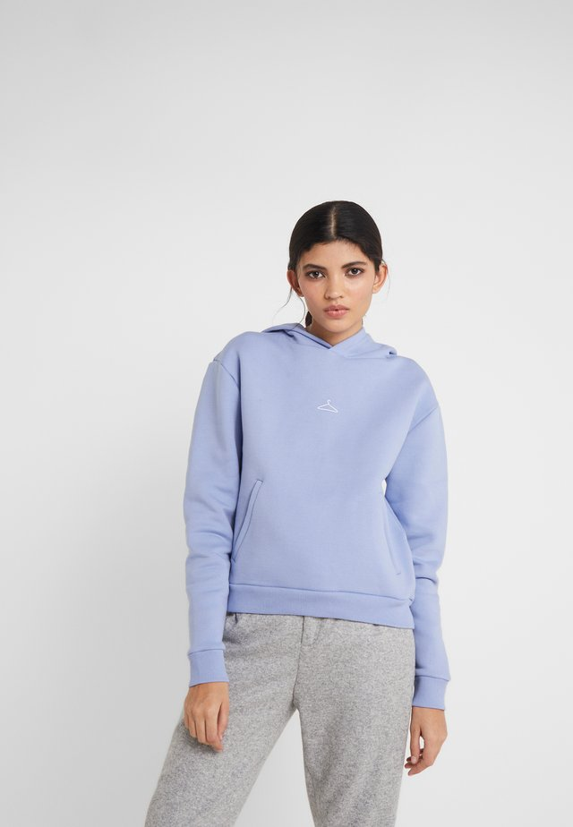 HANG ON HOODIE - Sweat à capuche - bleu