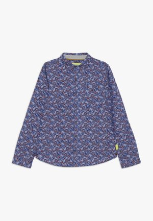 BARKING MAD  - Shirt - dark blue/red