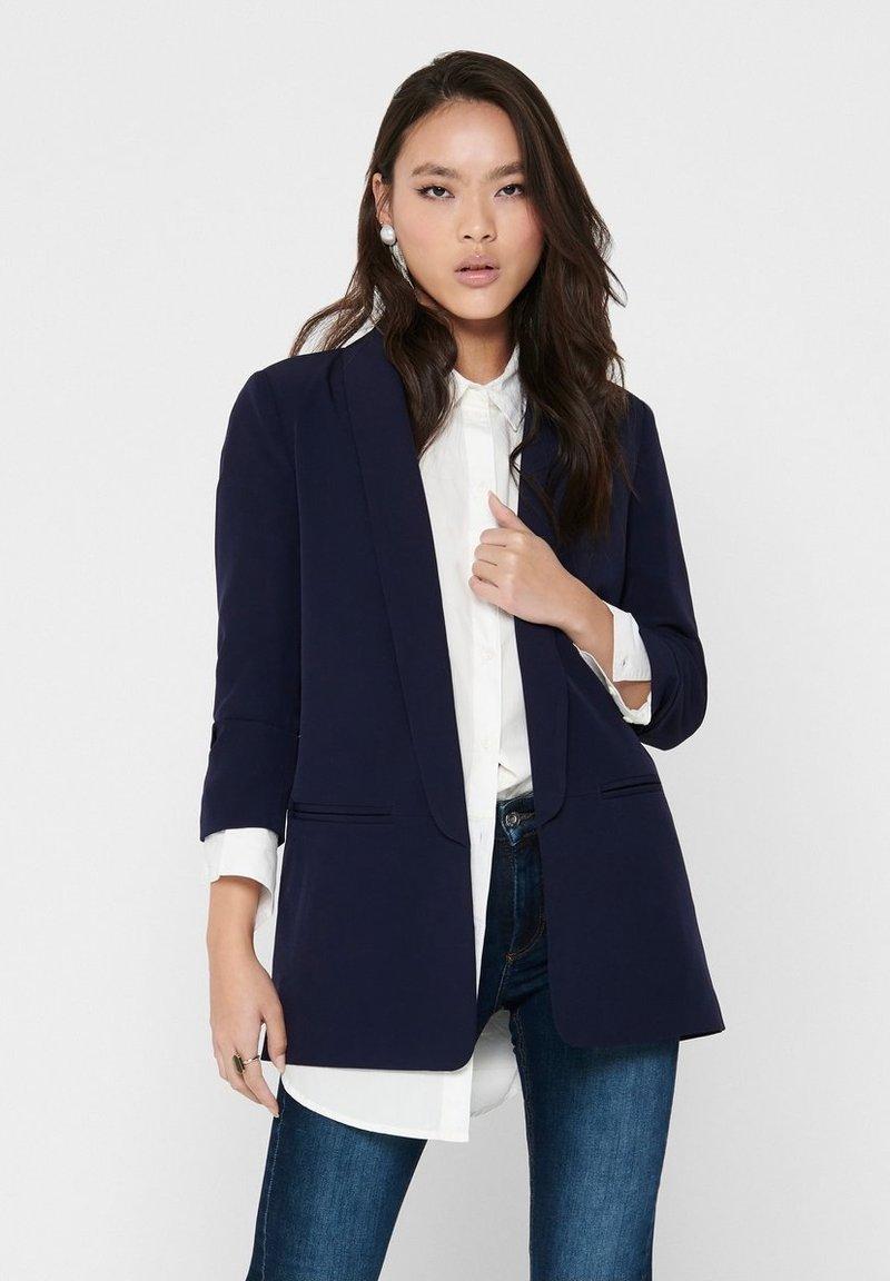 ONLY - ONLELLY  LIFE  - Krátký kabát - evening blue